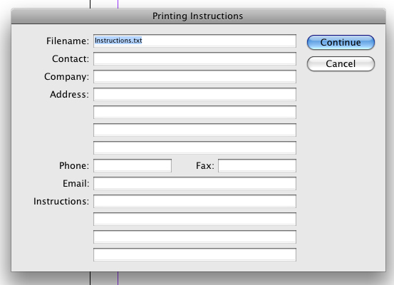 how-to-pre-flight-&-package-indesign