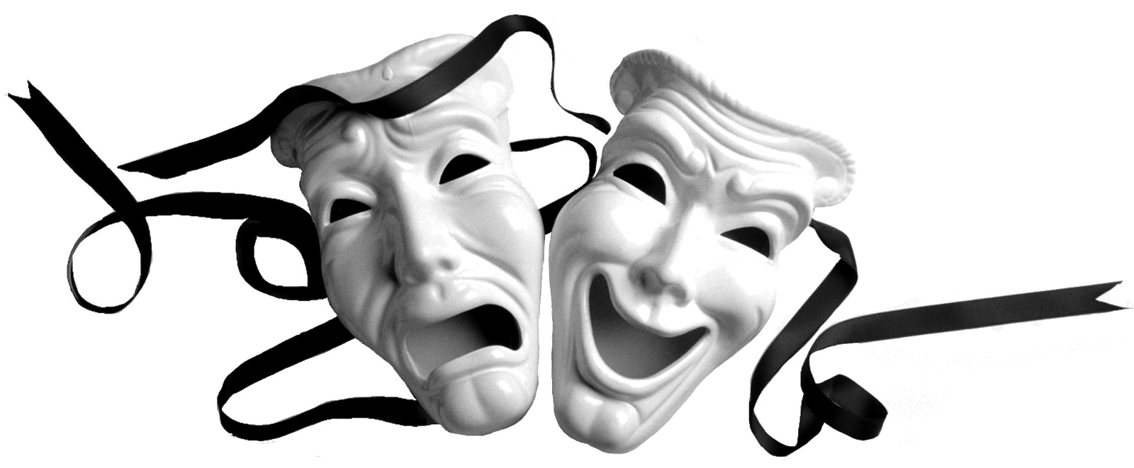 Theater Printing in Waltham, MA - Comedy and Tragedy