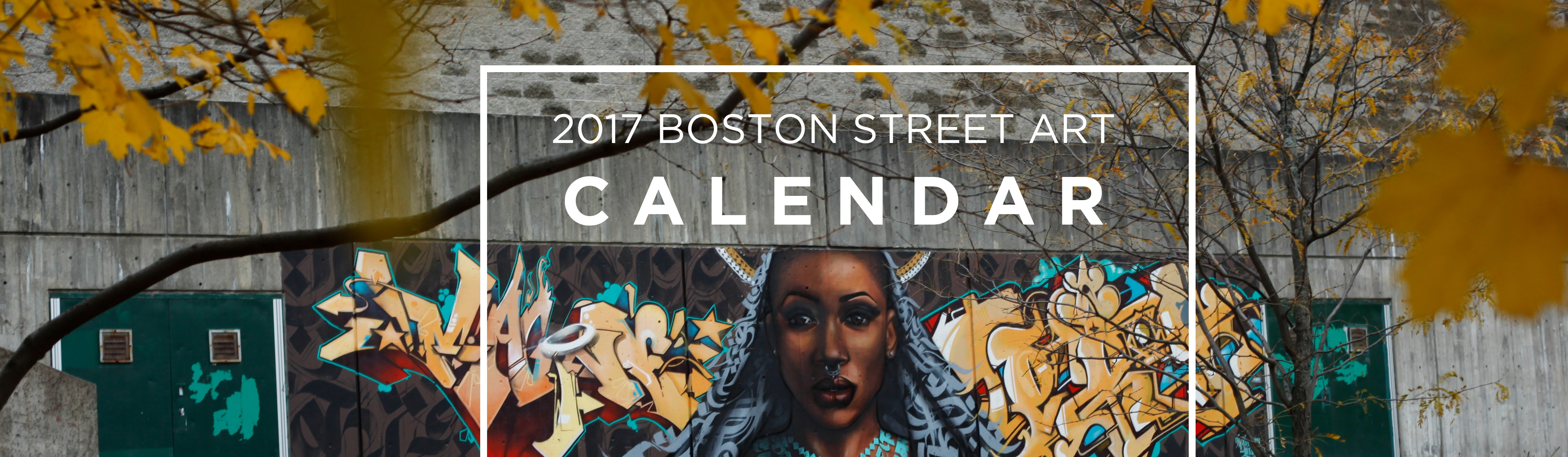Behind the Scenes: 2017 Boston Street Art Calendar, TPI Solutions Ink