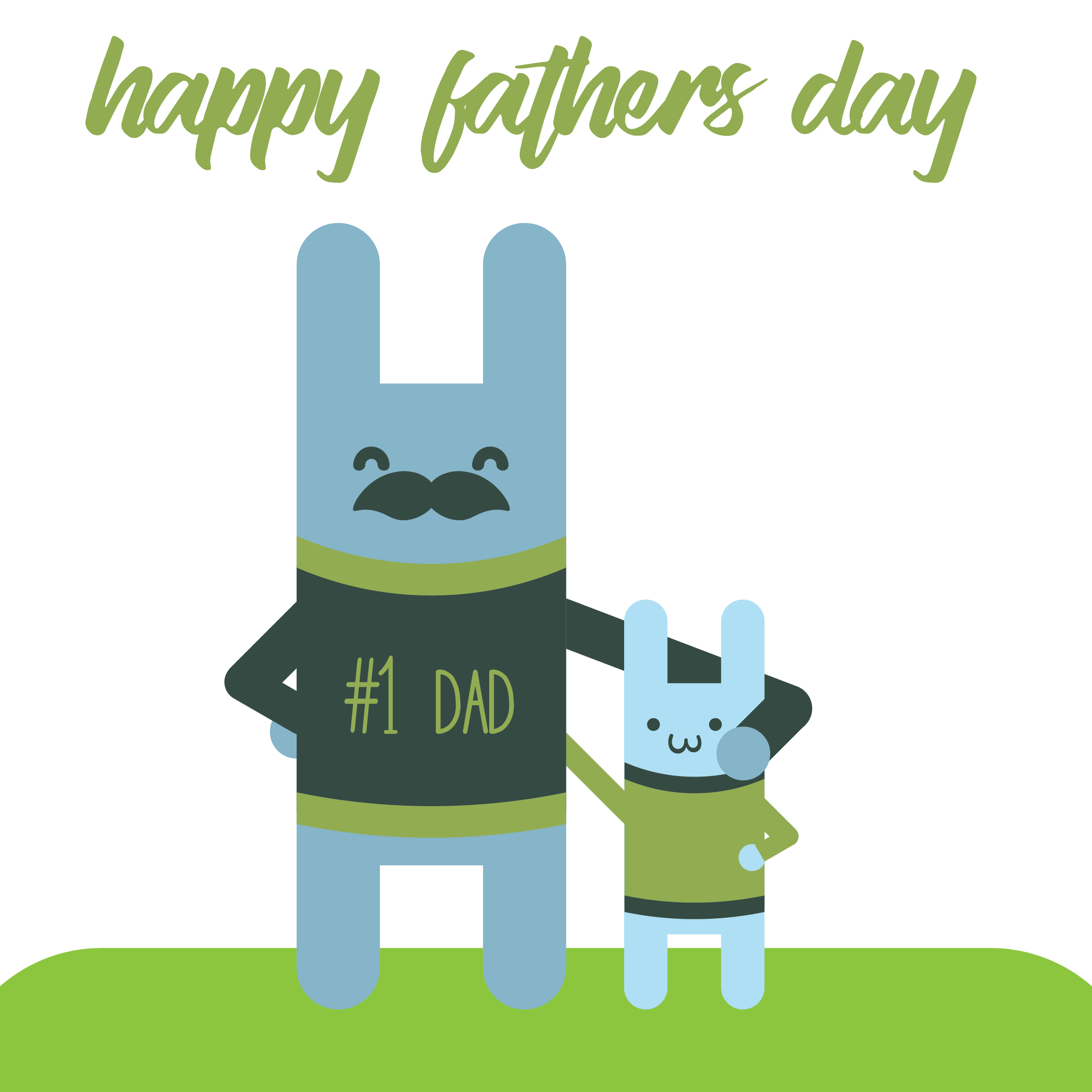 Father's Day Fun Facts Infographic