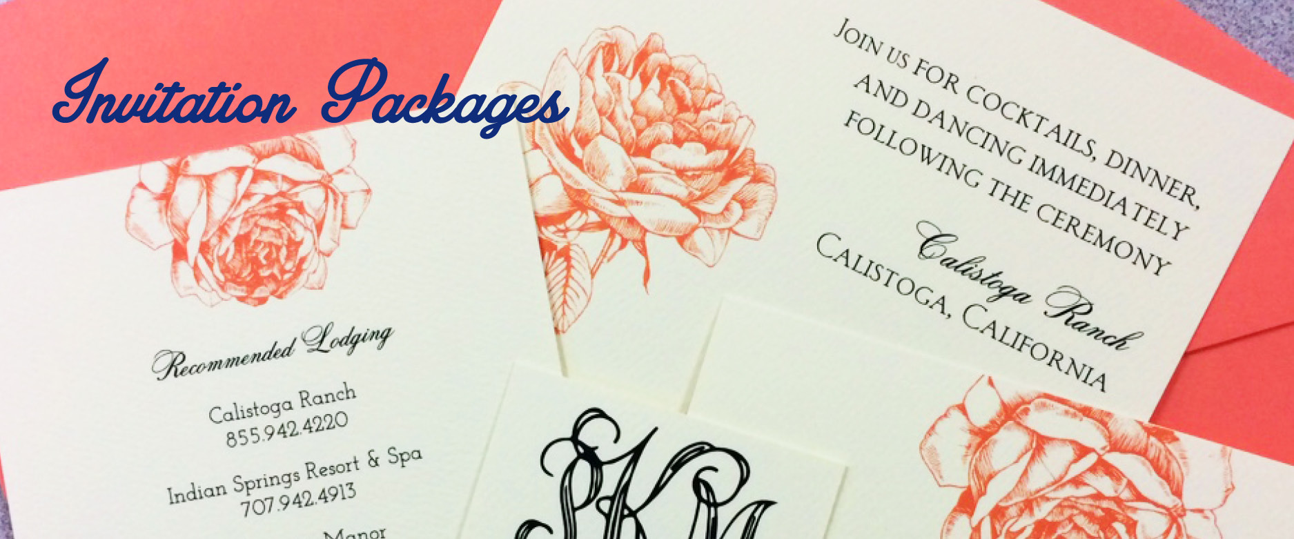 Wedding Invite Package TPI Solutions Ink