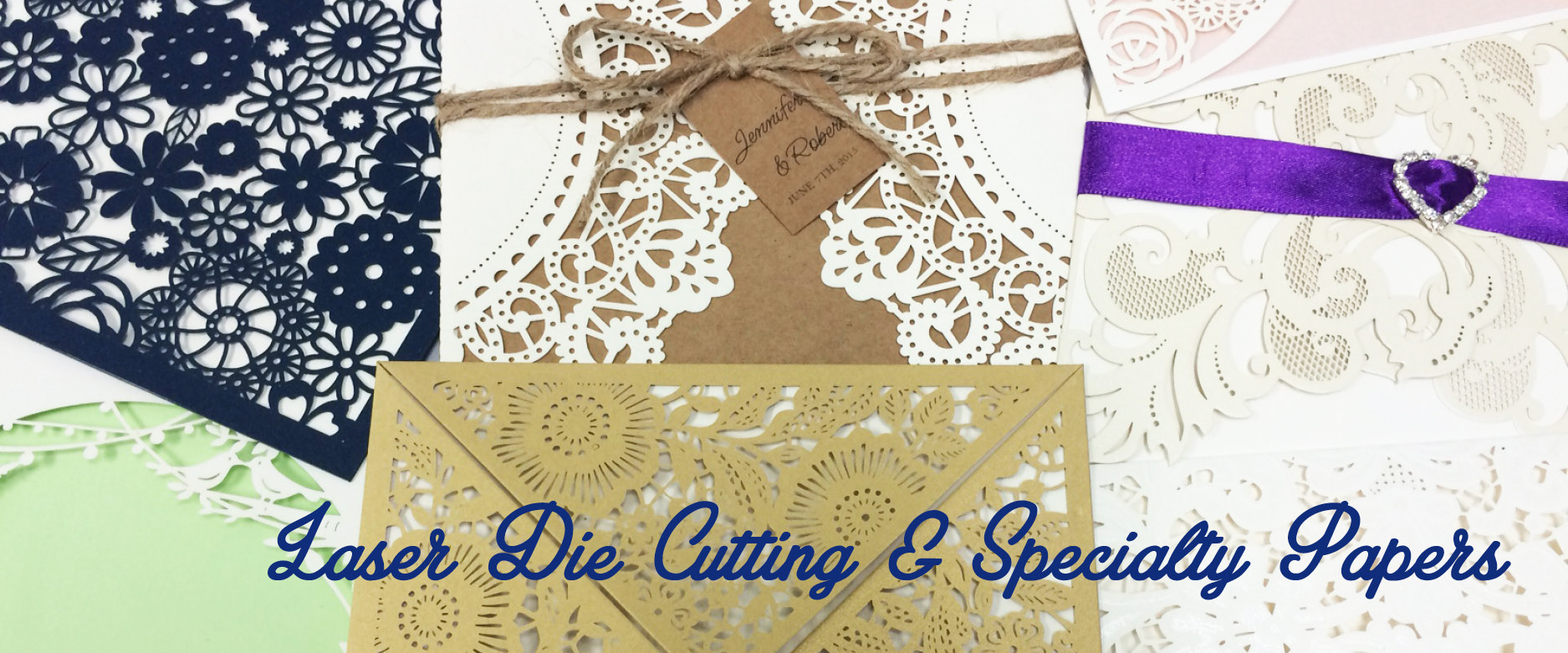 Wedding Die Cutting TPI Solutions Ink