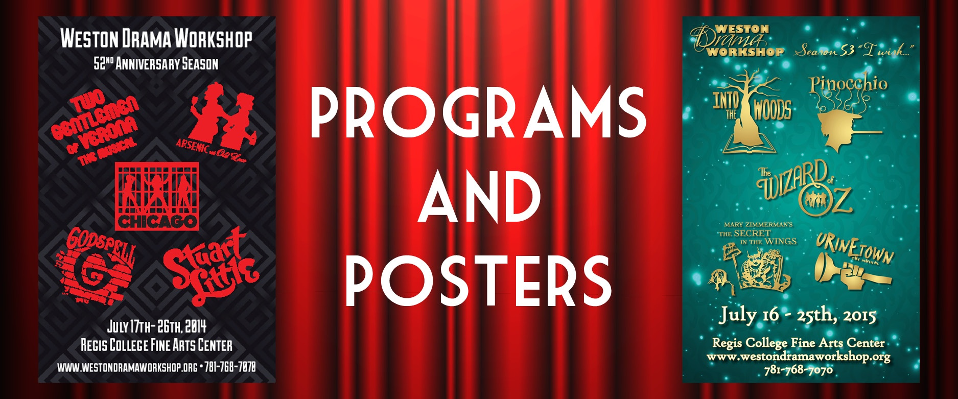 TPI Solutions Ink Theater Programs & Posters