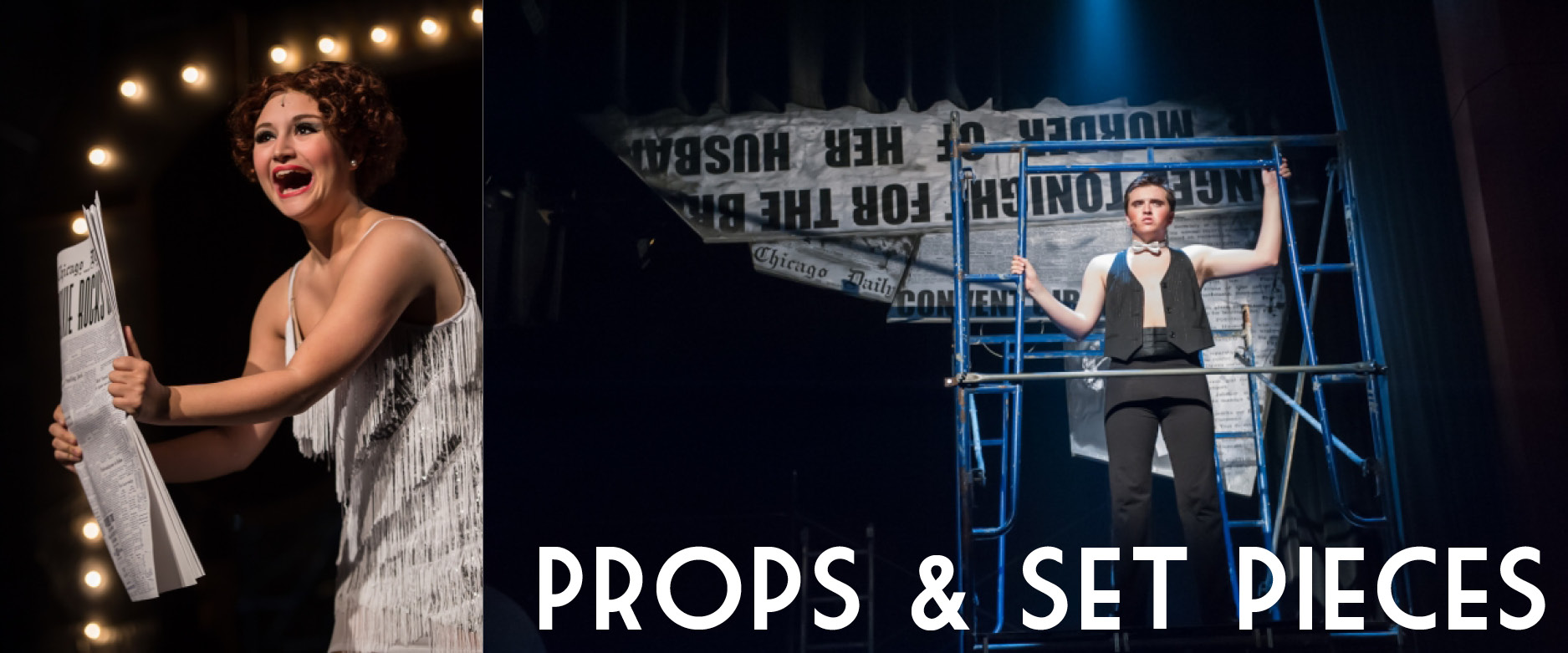 TPI Solutions Ink Theater Props and Set Pieces
