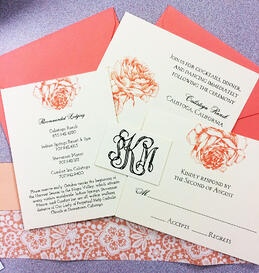 Custom wedding invitation printing at tpisolutionsink.com