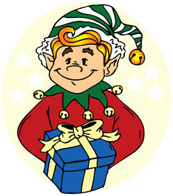 Elf, TPI Solutions Ink, Twas the night before . . .
