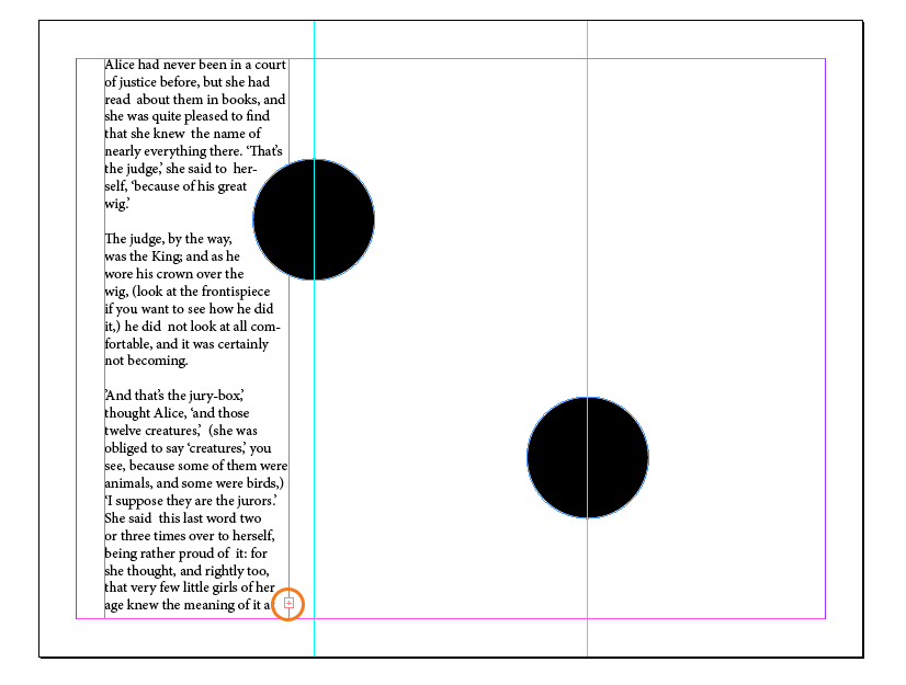 InDesign Text Threads