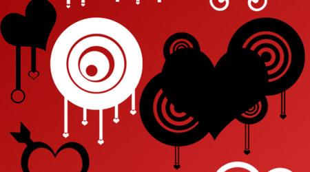 Valentine's Day, Photoshop, Graphic Design