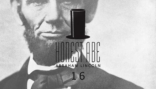 Abraham Lincoln - graphic design inspiration