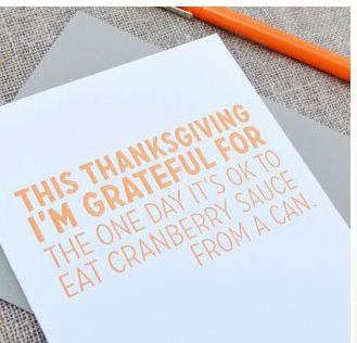 Thanksgiving Greeting Cards - #thankful