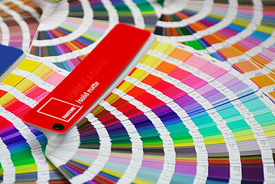 Spot Colors for Printing - Pantone Books ~ TPISolutionsInk.com