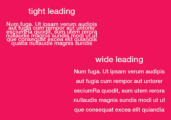 Tight Leading vs. Wide Leading ~ tpisolutionsink.com