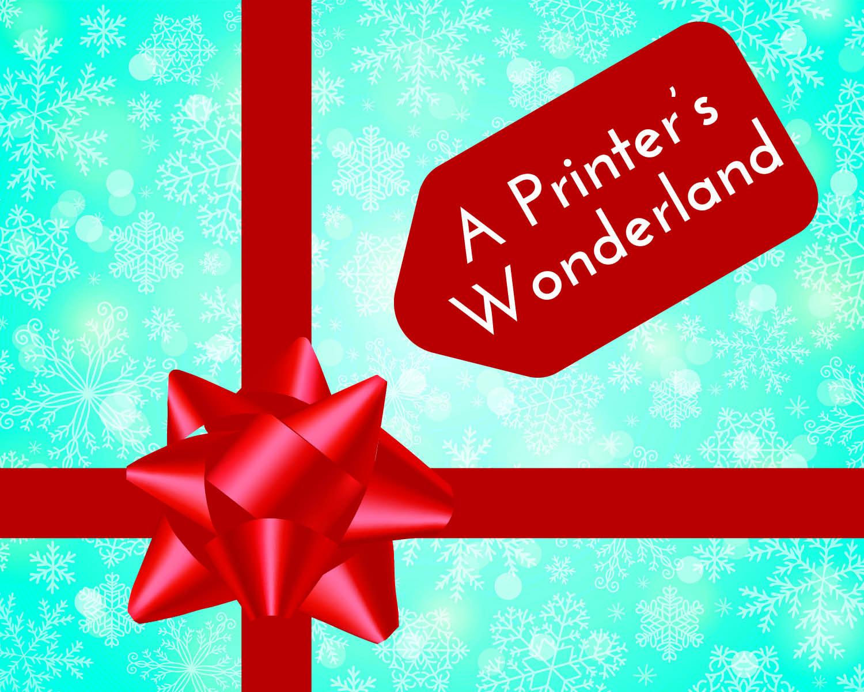 A Printer's Wonderland ~ tpisolutionsink.com