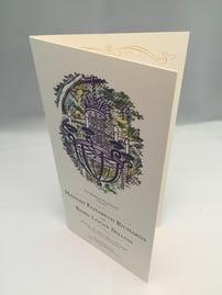 Digital Wedding Invitation Printing - Affordable
