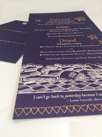 Custom Printed Wedding Invitations Locally - Waltham, MA