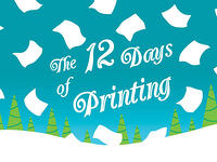 The 12 Days of Printing TPI Solutions Ink
