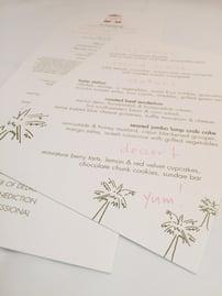 Graphic Design for Custom Wedding Invitations