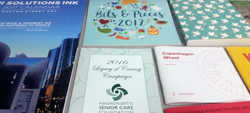 Top 3 Book Binding Options - Graphic Design & Printing