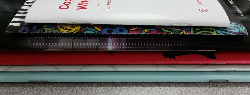 Saddle Stitched Booklets - Options for Binding Books