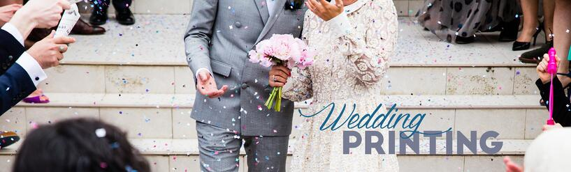 Wedding Printing at TPI Solutions Ink in Waltham, MA