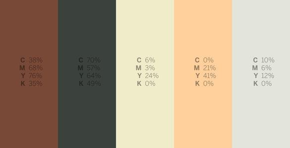 Whale Shark - #Sharkweek 6 Color Palettes for Graphic Design