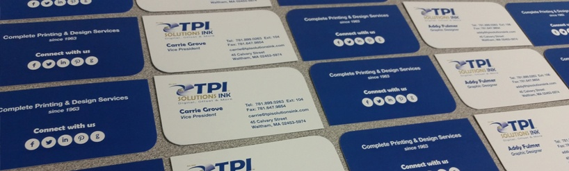 How to make your business cards stand out tpi solutions ink business cards colourmoves
