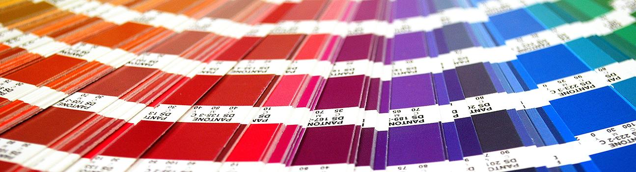 Pantone Book Graphic Design TPI Solutions Ink