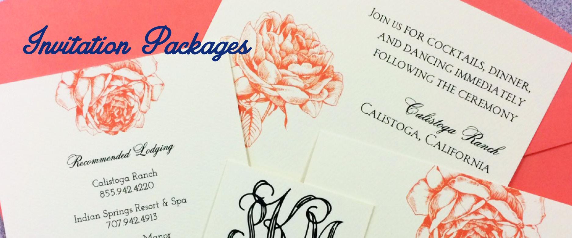 Wedding Printing Graphic Design